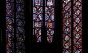 ゴシック建築 ステンドグラス